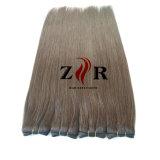 Trama humana do cabelo de Remy, cutícula que mantem-se, produtos de cabelo não processados