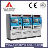 Vervoerprijs die het Systeem van de Barrière verzamelen die met de Automaten van het Kaartje wordt geïntegreerdv