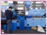 Produtos de plástico para uso doméstico que fazem a máquina