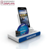 Акрил мобильному телефону мобильный телефон кухонный стол подставка для дисплея