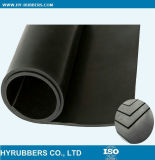 Cr SBR NBR Rouleau en caoutchouc en silicone