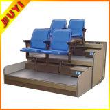 Спорты Bleacher ткани подушки сиденья Bleacher Jy-720s использовали Bleachers для сбывания