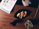Dîner de mélamine/la plaque de la plaque de Sushi/Buffet la plaque (WT13924-12)