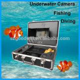 Appareil photo de poisson sous-marin de Moniteur avec écran LCD 7 pouces