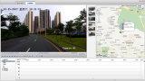 30X CMOS 1080P de OpenluchtIRL van het gezoem IP van de Koepel Camera van kabeltelevisie