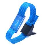 Wristband del braccialetto della cinghia registrabile di RFID