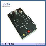 CMOS 40mm de zelf-Nivelleert Camera van de Inspectie van de Put van het Water van het Boorgat van de Schoorsteen van de Camera Hoofd met Meter TegenV8-3388