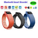 심박수 (ID105)를 가진 Bluetooth 최신 판매 지능적인 팔찌