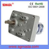 ISOのDCギヤモーター、セリウム、産業のためのRoHS