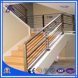 Valla edificio Escalera de seguridad de la aleación de aluminio
