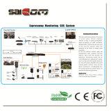 "Saicom (SKM 시리즈) 기가비트 19 "" /1U 1GX/24GE 안전 스위치"