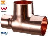 Endfeedの銅の付属品のための通りの肘90の銅