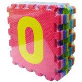 Eco-Friendly циновки головоломки пены ЕВА режа письма и плитки номеров для малышей учя пол