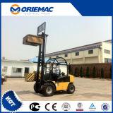 China-Spitzenmarke Yto 2 Tonnen-raues Gelände-Gabelstapler Cpcd20 für Verkauf