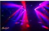 Moving головной свет диско луча 8*10W (HL-016YT)