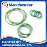 Jogo do anel-O do selo da borracha de silicone da alta qualidade da fonte da fábrica