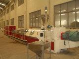 WPC/PVCのプロフィールの放出ライン/生産ライン