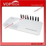 8 ports GSM Passerelle VoIP