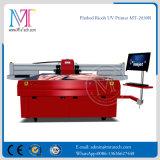 Impresora 2017 de inyección de tinta ULTRAVIOLETA de la bandera de la flexión del precio 2030 inferiores del Mt
