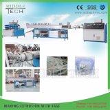 (CE) de la qualité fiable en PVC souple en plastique/jardin SPVC Tuyau flexible/tube /l'Extrusion/Making Machine de l'extrudeuse