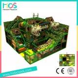 Apparatuur van de Speelplaats van het Ce- Certificaat de Kleine Goedkope Binnen voor Jonge geitjes