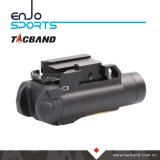 Kompaktes Waffen-Licht für Picatinny, Kredo LED, Aluminium (FT10R)