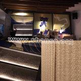 Breathable natürliche spinnende Entwurfs-keramische Fußboden-Porzellan-Fliese
