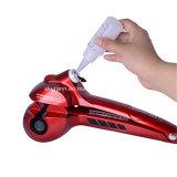 Автоматическая подача пара для завивки волос OEM силиконовые ручки щипцов для завивки волос щипцы для завивки волос