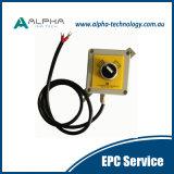 Sistema de controle remoto Tele do carregador subterrâneo inteligente da mineração