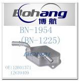 Koeler van de Olie van het Vervangstuk GM/Cruze/Cummins van de Motor van Bonai de Auto (12601371/12639409)