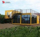 중국 저가 Prefabricated 콘테이너 호텔 /Homes의 가격