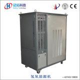 Machine de polonais de flamme de Hho pour le cristal, machine de soudure économiseuse d'énergie de thermocouple