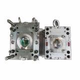 Máscara de oxigénio de PVC de polimento do espelho de plástico de injeção de molde / Molde
