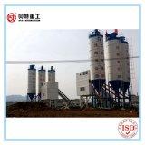 Planta de procesamiento por lotes automático de alta calidad para el hormigón planta de procesamiento por lotes compacto para el hormigón