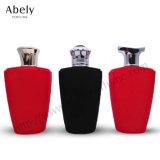 Nouvelle couverture velours bouteille de parfum en verre par concepteur expérimenté