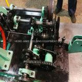 Heißer Verkaufs-doppelte Strang-Stacheldraht, der Maschine herstellt