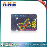 Длинный диапазон иностранец H3 чип бесконтактный считыватель карт RFID ПВХ УВЧ