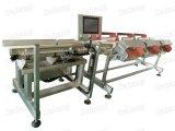 肉焼き器または肉焼き器の重量のグレーダーのためのコンベヤーベルトの重量を量ること