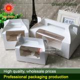 종이 (K85)의 고품질 케이크 상자