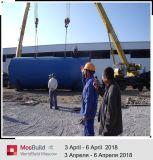 高容量のギプスの粉の製造業の機械装置50 000t