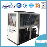Refrigerador de agua modular refrescado aire de la unidad de la pompa de calor