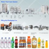 純粋な水プラスチックびんの充填機械類