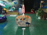 Монеты толкатель пиратской Capt'n битва версии игры молотка машины