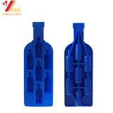 Nuovo cassetto del cubo di ghiaccio del silicone di figura della bottiglia della cola della FDA 2018, muffa del ghiaccio (XY-IM-75)