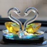 De mooie Zwaan van het Kristal van de Gift voor Huwelijk