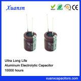 De hoge Elektrolytische Condensator van de Betrouwbaarheid 10UF 400V