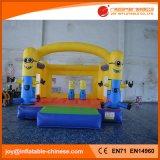 Bouncer Bouncy de salto inflável da lagarta do castelo (T1-413)