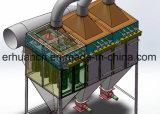 Сборник пыли для пылевых фильтров стана риса для химической промышленности