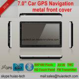"""Nieuwe """" GPS van de Vrachtwagen van Auto 7.0 Mariene Navigatie met GPS het Systeem van de Navigatie, FM; GPS Navigator Gezeten Nav Kaart, Bluetooth, GPS het Apparaat van de Drijver, GPS Antenne, Één TV van Seg isdb-t"""