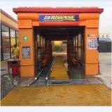 Entièrement automatique du système de la machine de lavage de voiture du Tunnel de l'équipement pour le nettoyage de la machine à vapeur de la fabrication de brosses de lavage rapide en usine 9